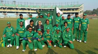 Pakistan Blind Cricket team makes history