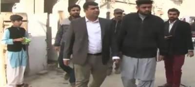 Punjab forensic crime scene unit team visits Zainab's house in Kasur