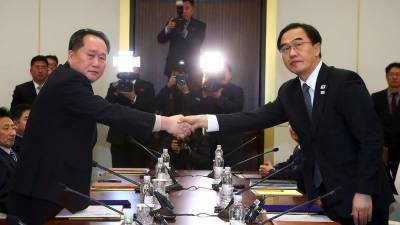 South, North Korea to hold working-level talks