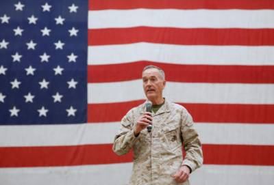 Top US General says not giving up on Pakistan ties