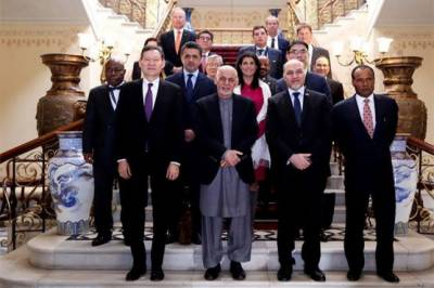 UNSC members meet Afghan President in Kabul, Pakistan may face new pressures
