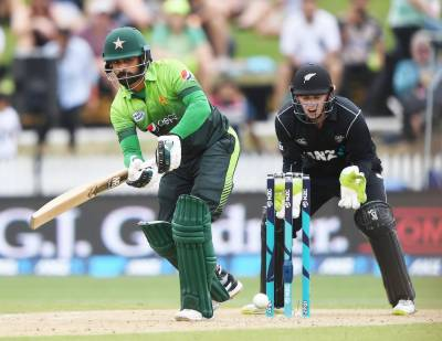 4th ODI: Pak set victory target of 263 runs for New Zealand