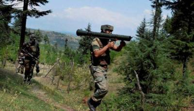Explosion in Indian Army ammunition depot in occupied Kashmir