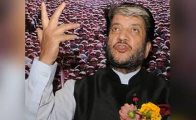 Kashmiri separatist leader Shabbir Shah slow poisoned in Indian Tihar Jail