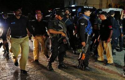 Lahore saved from terrorist's act, key terrorists arrested from city