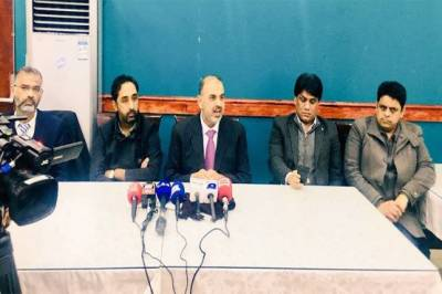 Lord Nazir Ahmed announces Black Day Campaign against India in Britain
