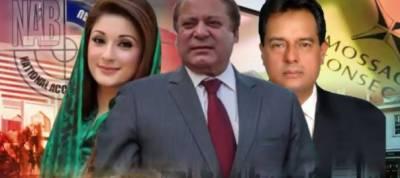 NAB references: AC resumes hearing against Sharif family