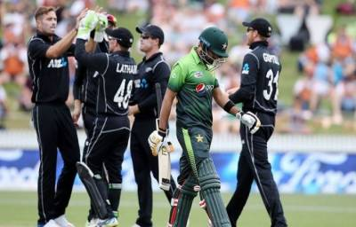 New Zealand beats Pakistan in 4th ODI