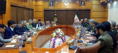 Pakistan and Iran to enhance defence cooperation