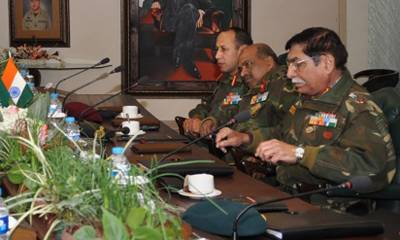 Pakistan India DGMOs meeting on cards
