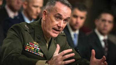 Pakistan US military to military dialogues is the right approach to strained relations: US General