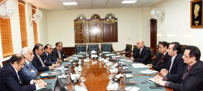Rana Afzal lauds business community's support in strengthening economy