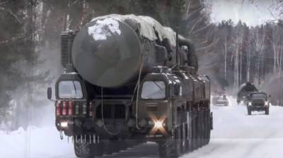 Russian military conducts massive drills with nuclear tipped ICBM launchers