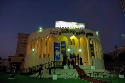 Saudi Arabia begins screening films after decades-long ban lifted