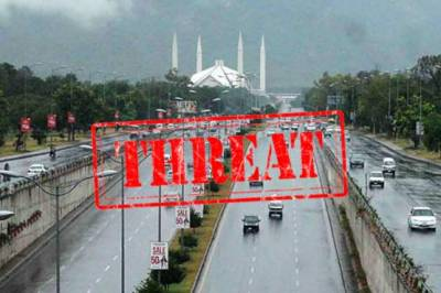 Security threat alert issued for Islamabad