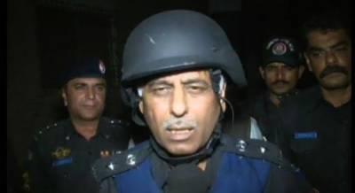 SSP Rao Anwar hit by suicide attack in Karachi