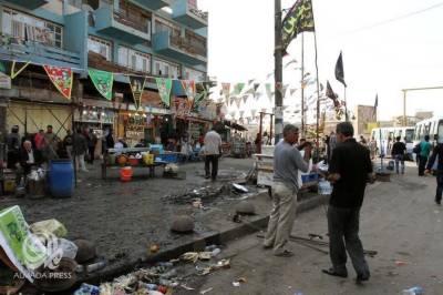 Suicide blasts kill 28 in Baghdad