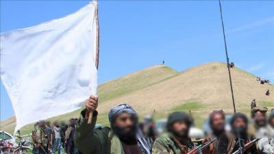 Taliban faction meets Afghan officials in Turkey