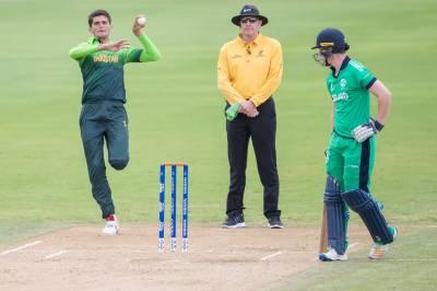 U-19 World Cup: Pakistan beat Ireland by 9 wickets