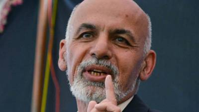 Afghan President vents out his frustration over Pakistan