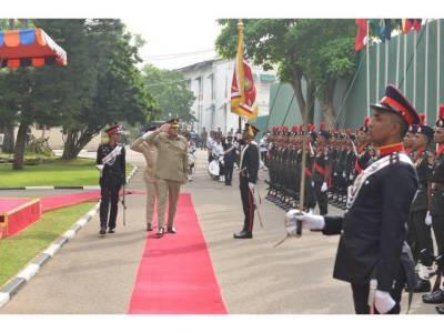 Disorganized residual presence of terrorists being targeted in Pakistan: COAS