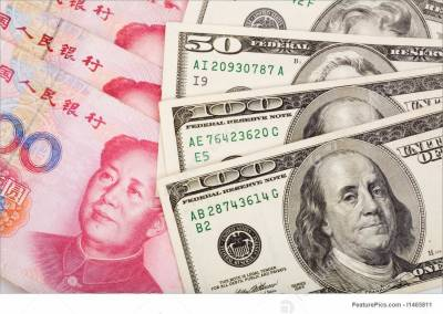 Europe gradually ditching dollar for Chinese Yuan