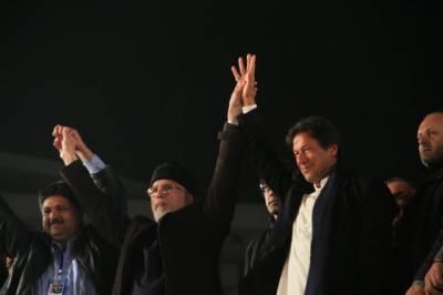 Imran Khan hints at mass resignations from Assemblies