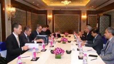 India Russia hold talks on strategic areas