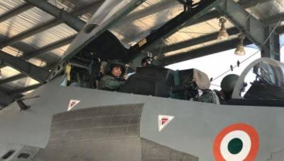 Indian first woman Defence Minister flies Su 30 MKI fighter jet of IAF