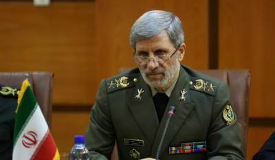 Iran vows to stand with Pakistan against US aggressive posture