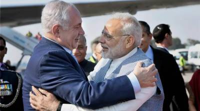 Israel India has been sharing intelligence against threat from Pakistan: officials