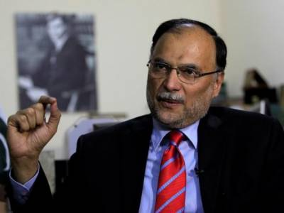 Politics of protest badly damaged country's image: Ahsan
