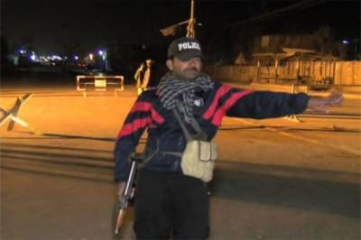 Quetta saved from disastrous terror attack