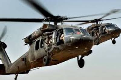 Russian made MI 17 helicopter crashes: officials