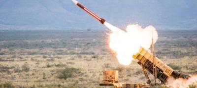 Saudi Arabia shots down ballistic missile fired from Yemen