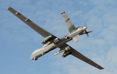 Second US drone strike near Pakistan Afghanistan border, at least two terrorists killed