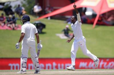 South Africa beats India in the second Test match