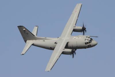 Turkish Military Plane crashes in Anatolia