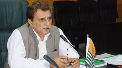Destination of Kashmiris is Pakistan: AJK PM