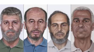 FBI realeses new images of suspects involved in 1986 plane hijacking in Karachi