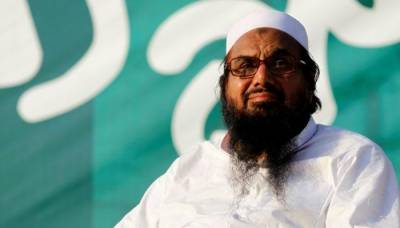 Hafiz Saeed: US speaking Indian narrative to further deteriorate Pak US ties