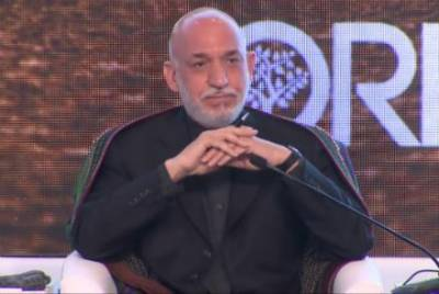 Hamid Karzai supports Russian weapons supply to Pakistan