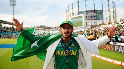 Hasan Ali named Emerging Player of the Year