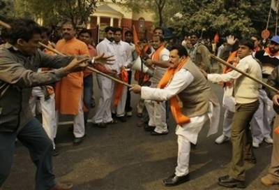 HRW: BJP leaders publicly promoting Hindu supremacy