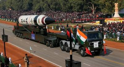 India violated UN Security Council Resolution over Nuclear capable ICBM test