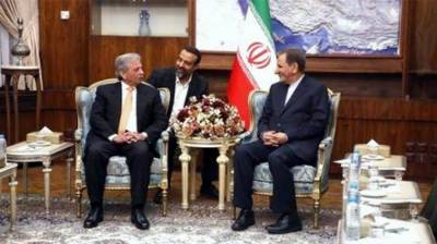 Iranian Vice President vow to enhance defence relations with Pakistan
