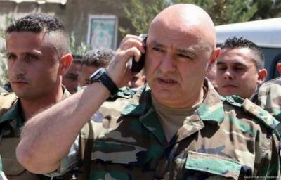 Lebanese top General vows to fight Israeli aggression