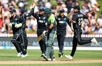 New Zealand beat Pakistan by 15 runs in 5th, final ODI