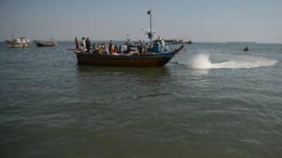 Pakistan Maritime Security Agency seizes 3 Indian boats in international sea borders