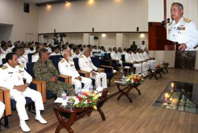 Pakistan Navy fully prepared and equipped to thwart any misadventure: Navy Chief